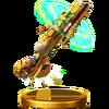 Trofeo del Aurora SSB4 Wii U