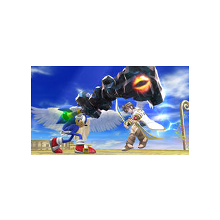 En Super Smash Bros. (3DS/Wii U)