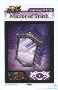 Espejo de la Verdad (Carta de RA)