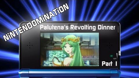 Kid Icarus Uprising - Palutena's Revolting Dinner 1 - (The Animated Series in BEST QUALITY)