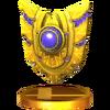 Trofeo de Retroescudo SSB3DS