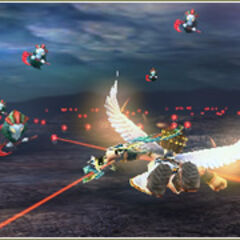 Funestos menores en Kid Icarus: Uprising