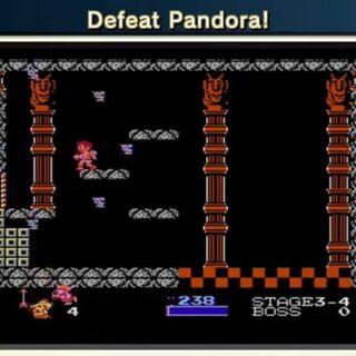¡Derrota a Pandora!