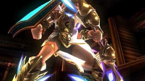 Kid Icarus Uprising - Medusa Trailer