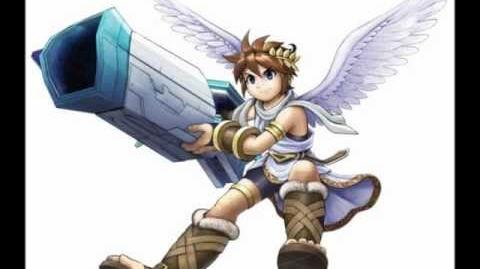 Kid Icarus Uprising - Viridi Dialogue