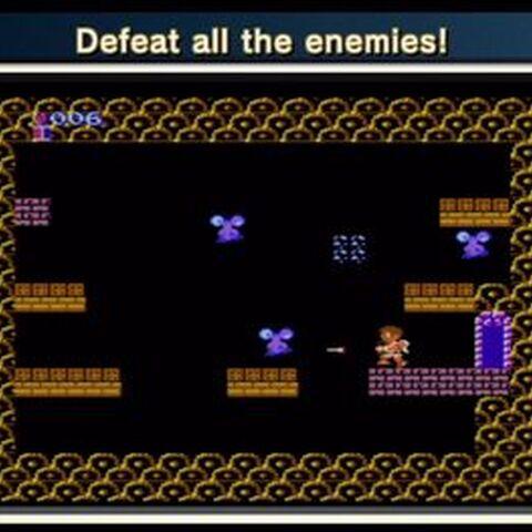 ¡Vence a los enemigos!