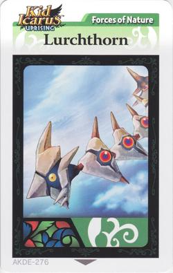Lurchthornarcard
