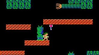 Kid Icarus Playthrough- Stage 1-3 (Kid Icarus, NES)