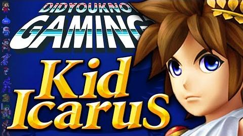 Kid Icarus - Did You Know Gaming? Feat. Caddicarus