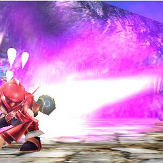 El Ojo asesino atacando en Kid Icarus: Uprising