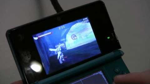 Kid Icarus Uprising 3DS In-Game with Direct Feed Audio (3DS NYC Preview Event 2011)