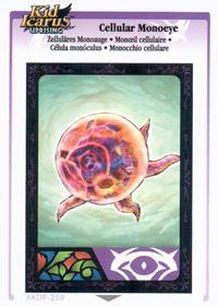 Celula Monoculus (Carta de RA)