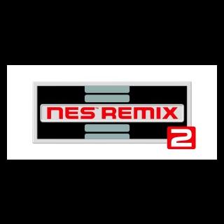 Logo de NES Remix 2