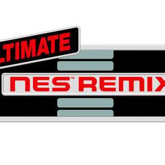 Logo de Ultimate NES Remix.