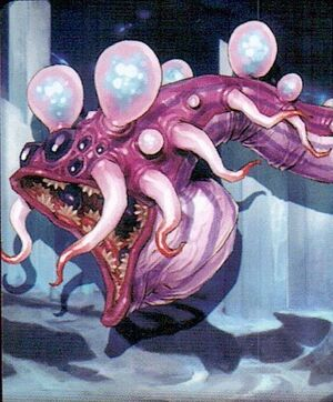 Soul-Eating Monster