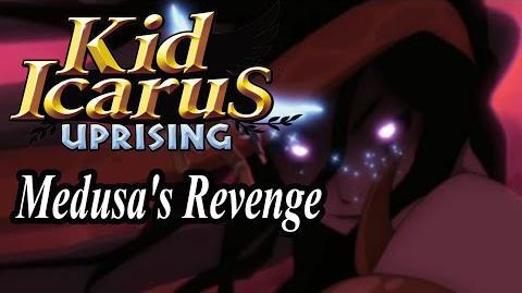 Kid Icarus Uprising Medusa's Revenge Sub en Español