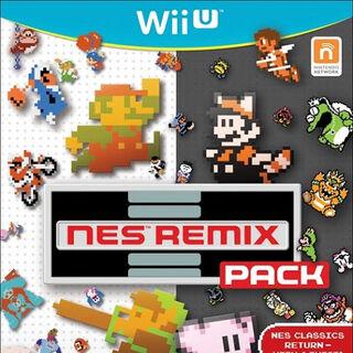 Carátula de NES Remix Pack