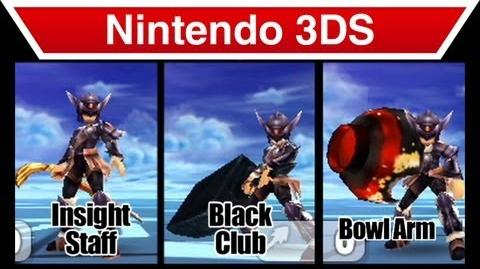 Nintendo 3DS - Kid Icarus Uprising Multiplayer Demo