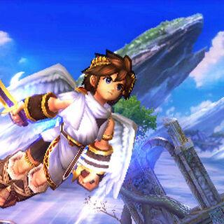 El Don del vuelo en Super Smash Bros. para 3DS
