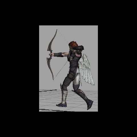 Modelo de Pit usando el arco