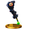 Trofeo de la Maza de hierro en SSB para Wii U