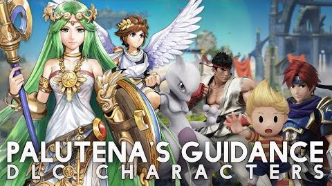 Palutena's Guidance - Mewtwo, Lucas, Roy & Ryu (ZU Dub)