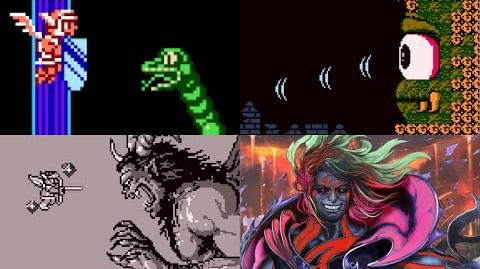 Evolution of Final Boss Fights in Kid Icarus
