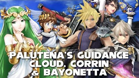 Palutena's Guidance - Cloud, Corrin and Bayonetta (ZU Dub)