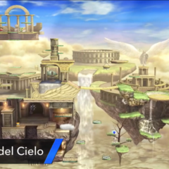 Reino del Cielo en Super Smash Bros. (3DS/Wii U)