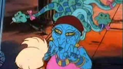Captain N - Medusa