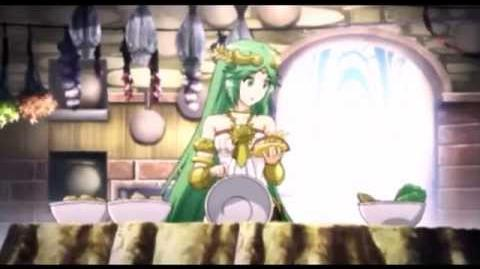 Palutena's Revolting Dinner