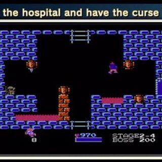 ¡Ve al hospital y librate de la maldición!