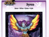 Syrena (Carta de RA)