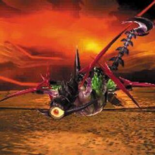 El Segador del Caos en Kid Icarus: Uprising