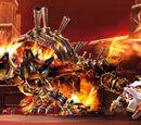 Kid Icarus: Uprising Bosses