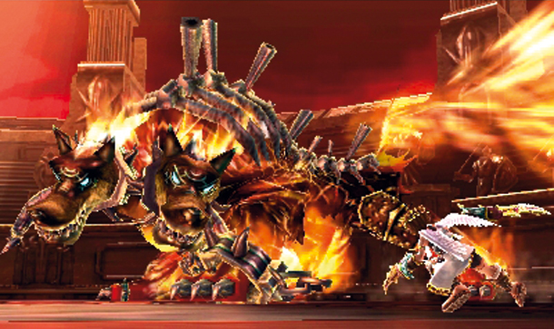 Twinbellows As Seen In Kid Icarus Uprising