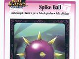 Spike Ball - AR Card