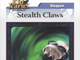 Stealth Claws