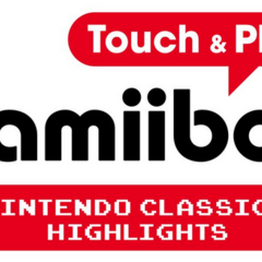 Logo de amiibo Touch & Play: Nintendo Classics Highlights