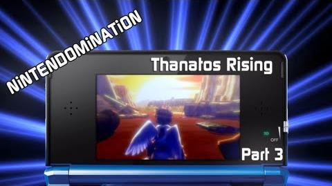 Kid Icarus Uprising - Thanatos Rising Part 3 - (The Animated Series in BEST QUALITY)