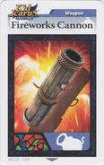 Fireworkscannonarcard