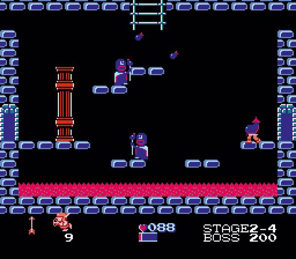 Kid Icarus NES Screenshot 1