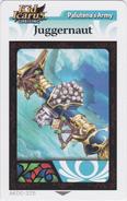 Juggernautarcard