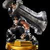 Trofeo de Magno en SSB4 Wii U