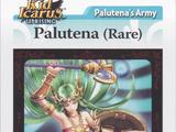 Palutena (Rare) - AR Card