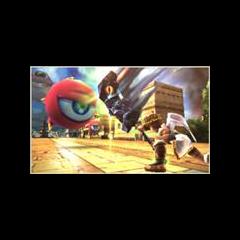 Una imagen de Monóculus en Kid Icarus: Uprising
