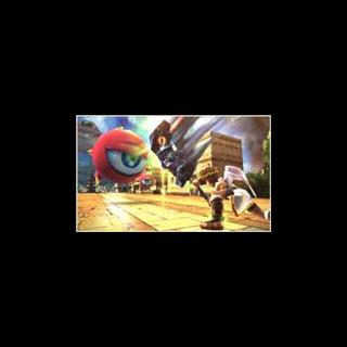 Pit con la Maza de hierro en Kid Icarus: Uprising