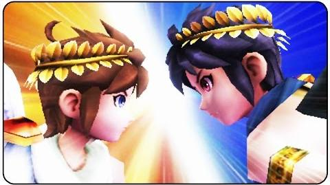 Kid Icarus Uprising - All Bosses