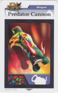 Predatorcannonarcard