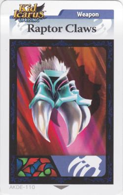 Raptorclawsarcard